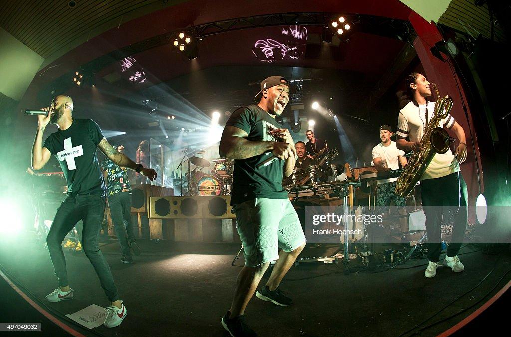 Rudimental Perform In Berlin