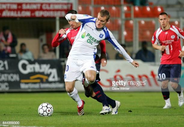 Thomas KAHLENBERG Auxerre / Lille 13e journee Ligue 1 Photo Dave Winter / Icon Sport