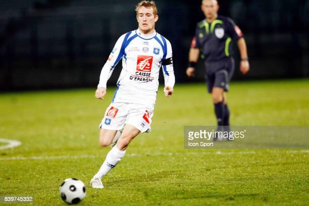 Thomas KAHLENBERG Auxerre / Saint Etienne 32eme de Finale de la Coupe de France
