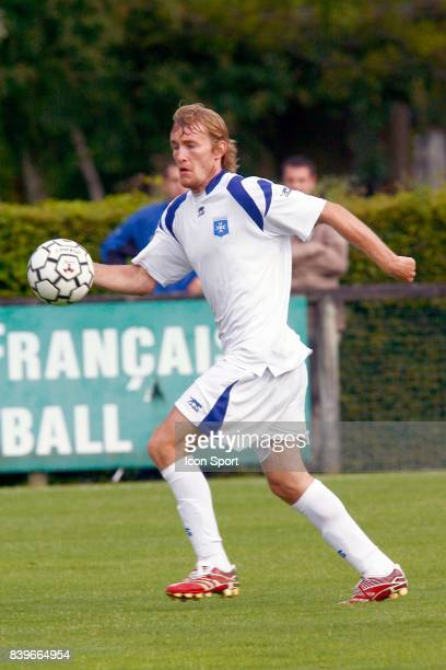 Thomas KAHLENBERG UNFP / Auxerre Clairefontaine
