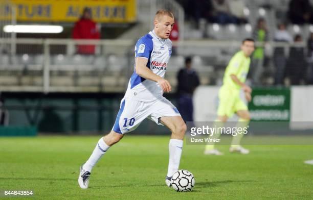 Thomas KAHLENBERG Auxerre / Lyon Ligue 1 10e journee Photo Dave Winter / Icon Sport