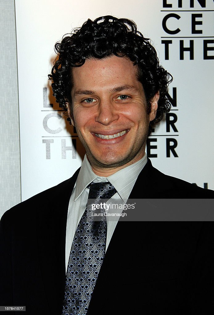 Thomas Kail attends 'Golden Boy' Opening Night Party at Millennium Broadway Hotel on December 6, 2012 in New York City.
