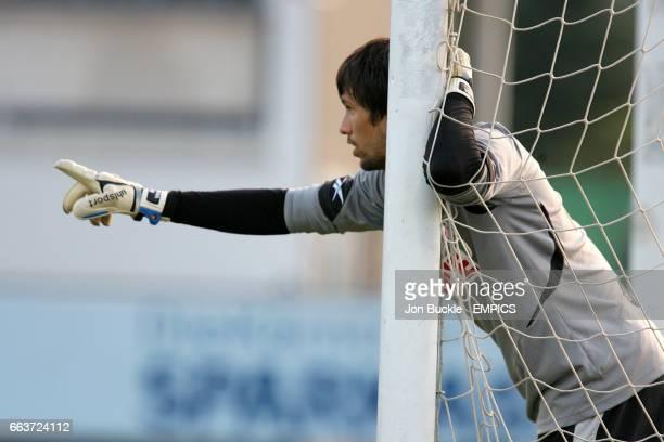 Thomas Kessler FC Koln goalkeeper