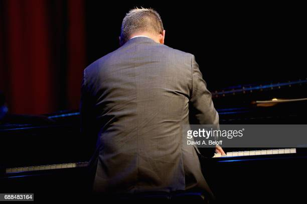 Thomas Lauderdale performs with Pink Martini at Sandler Center For The Performing Arts on May 25 2017 in Virginia Beach Virginia