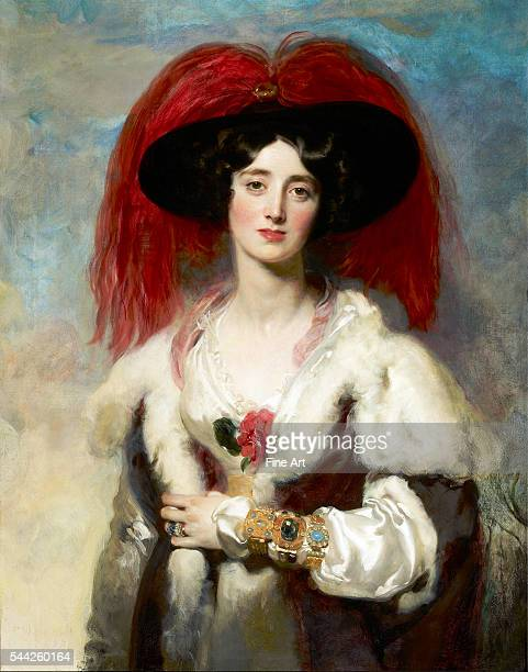 Thomas Lawrence Julia Lady Peel oil on canvas 908 × 708 cm Frick Collection New York