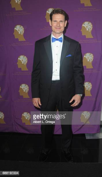 Thomas Leffler arrives for The Jonathan Foundation Presents The 2017 Spring Fundraising Event To Benefit Children With Learning Disabilities held at...