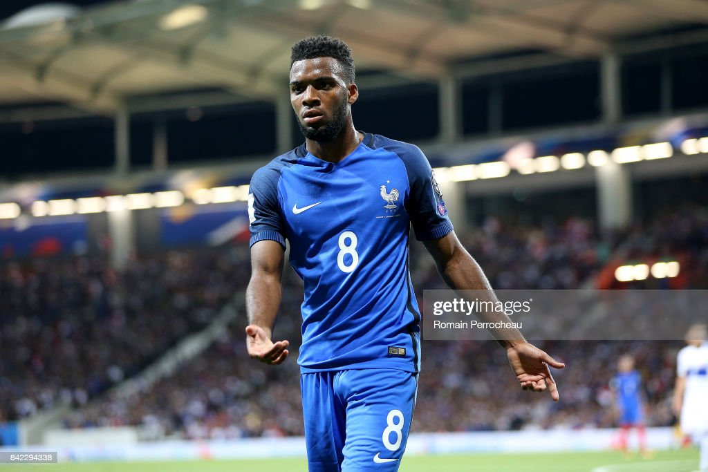 France v Luxembourg - FIFA 2018 World Cup Qualifier