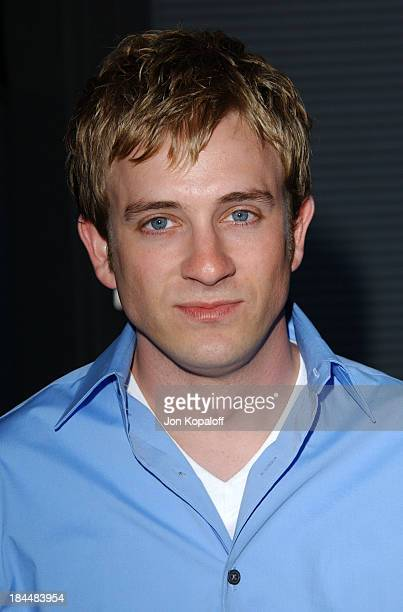 Thomas Lenk during 'Buffy The Vampire Slayer' Wrap Party at Miauhaus in Los Angeles California United States