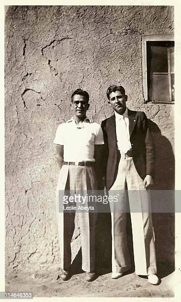 Thomas Martinez and Eliseo Abeyta