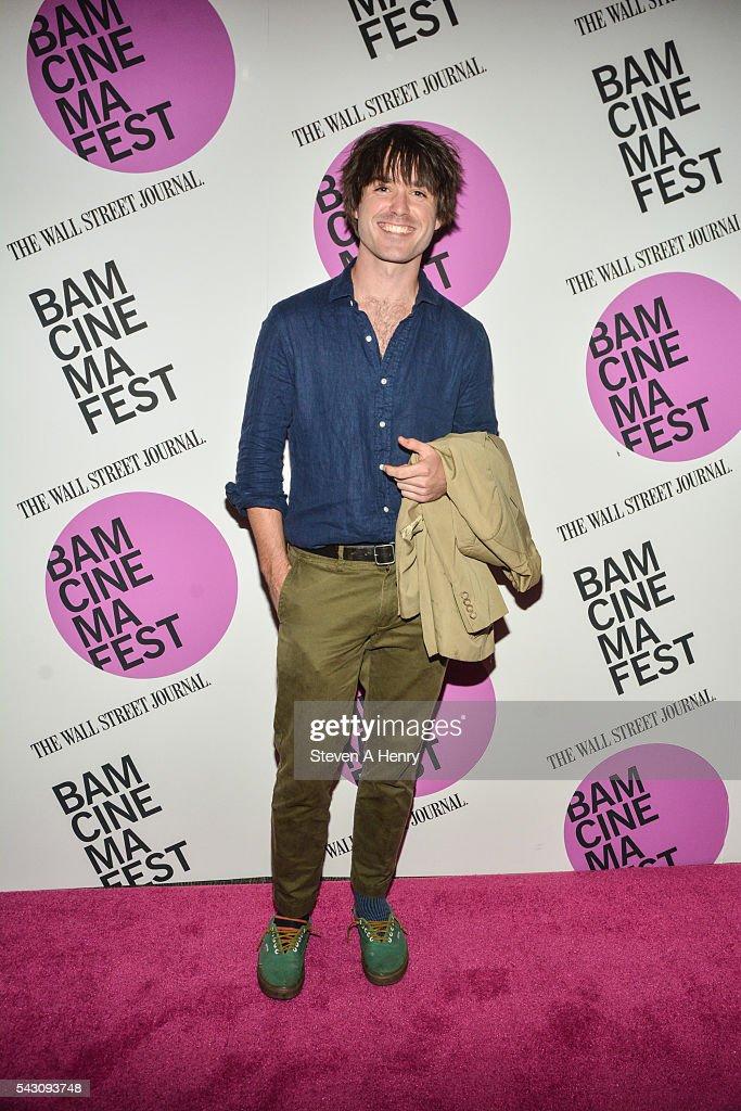 Thomas Matthews attends BAMcinemaFest 2016 - 'Dark Night' Closing Night Screening at BAM Harvey Theater on June 25, 2016 in New York City.