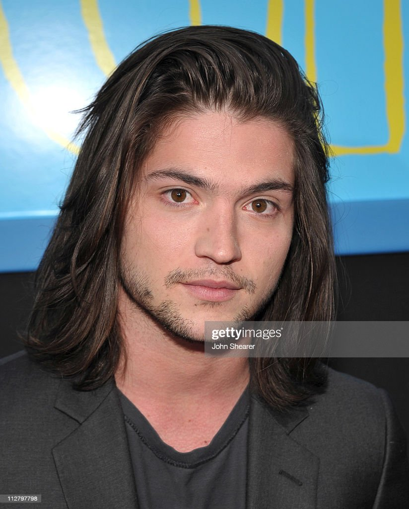 Thomas McDonell arrives to the 'Prom' World Premiere at the El Capitan Theatre on April 21, 2011 in Hollywood, California.