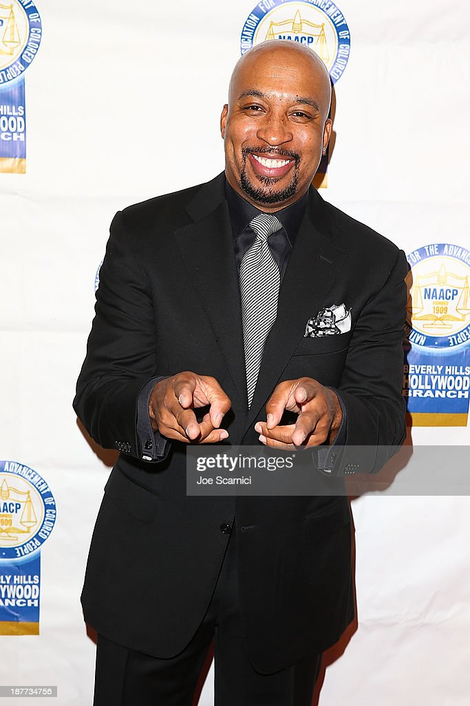 Thomas Miles arrives at the 23rd annual NAACP Theatre Awards at Saban Theatre on November 11, 2013 in Beverly Hills, California.