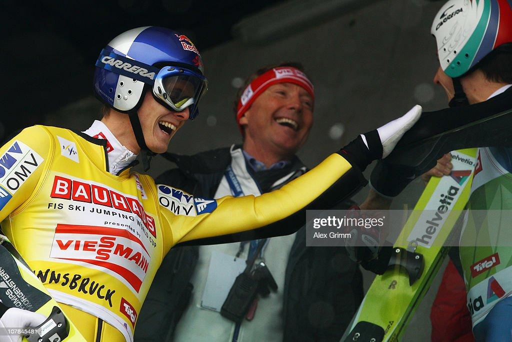 FIS Ski Jumping World Cup - Innsbruck Day 1
