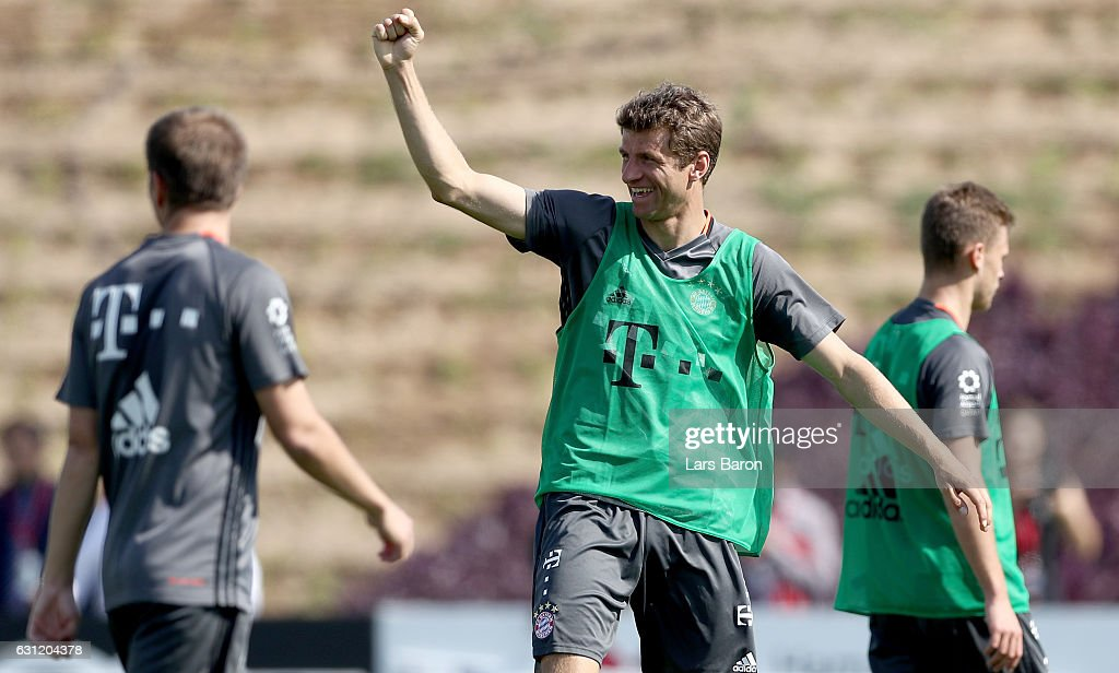 Bayern Muenchen Doha Training Camp - Day 6