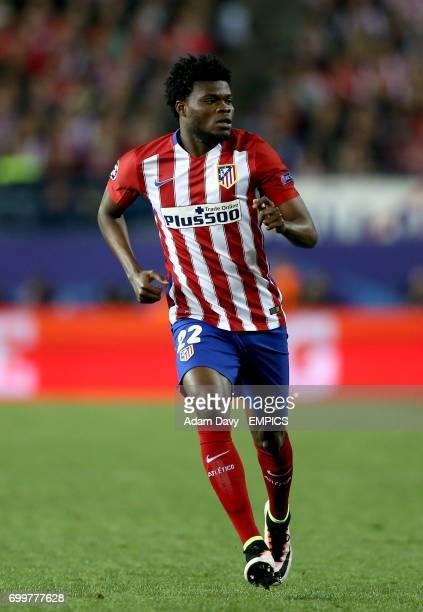 Thomas Partey Atletico Madrid