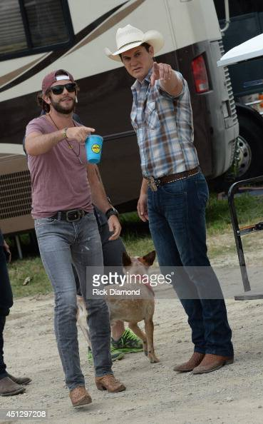Kicker Country Stampede Day 1 Photos And Images Getty