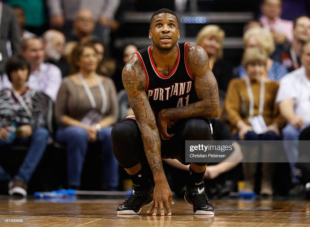 Portland Trail Blazers v Phoenix Suns