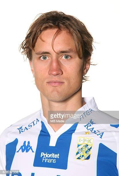 Thomas Rogne Halvfigur @Leverans Allsvenskan 2016 Fotboll