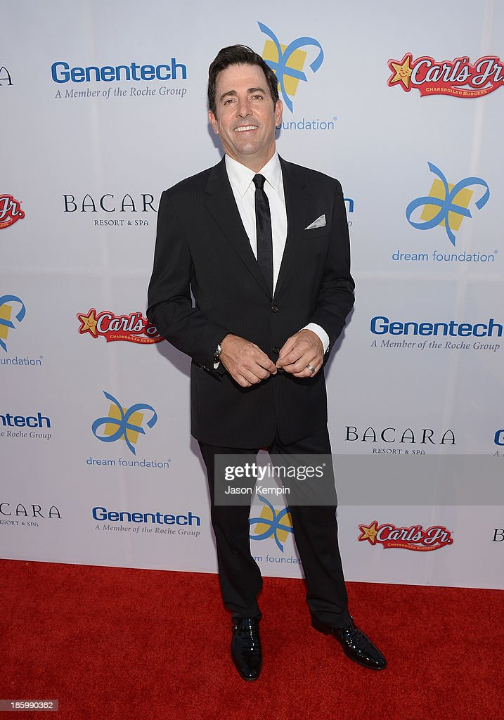 Thomas Rollerson attends the 12th Annual Celebration Of Dreams Gala at Bacara Resort And Spa on October 26, 2013 in Santa Barbara, California.