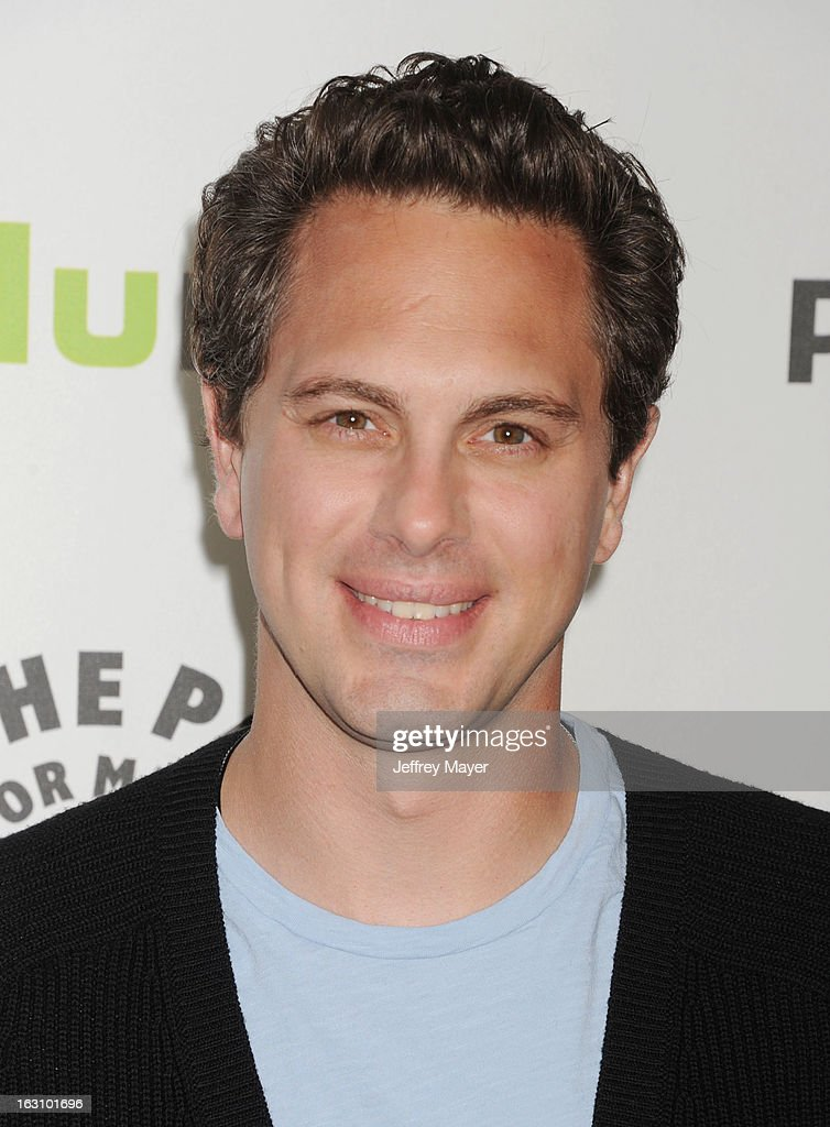 <a gi-track='captionPersonalityLinkClicked' href=/galleries/search?phrase=Thomas+Sadoski&family=editorial&specificpeople=2853351 ng-click='$event.stopPropagation()'>Thomas Sadoski</a> arrives at the 30th Annual PaleyFest: The William S. Paley Television Festival featuring 'The Newsroom' at Saban Theatre on March 3, 2013 in Beverly Hills, California.