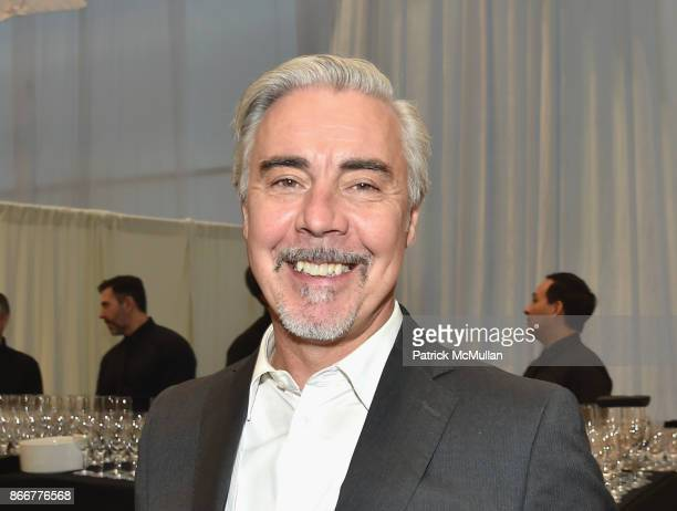 Thomas Skinner attends the IFPDA Fine Art Print Fair Opening Preview at The Jacob K Javits Convention Center on October 25 2017 in New York City