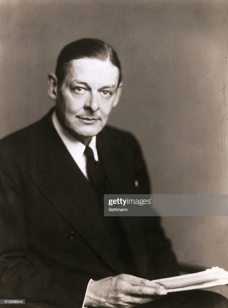 thomas stearns eliot essay Thomas stearns eliot essays thomas stearns eliot was born to a very distinguished new england family on september 26, 1888, in st louis, missouri his father, henry.