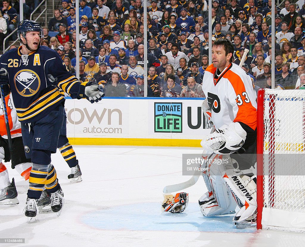 Philadelphia Flyers v Buffalo Sabres - Game Three