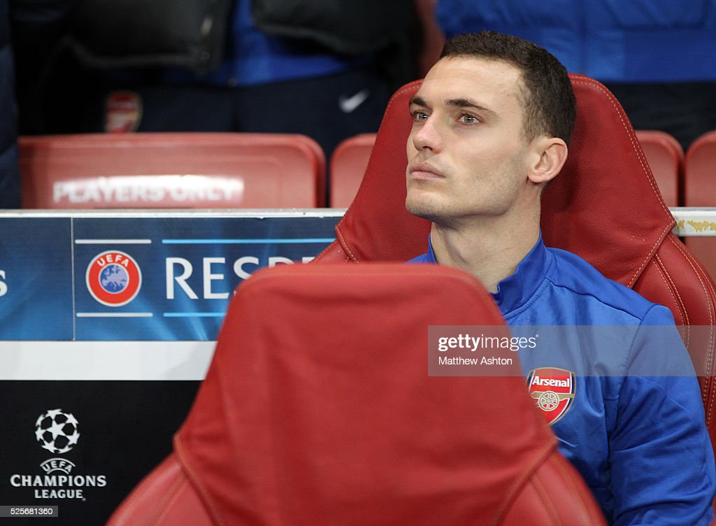 Thomas Vermaelen | Getty Images