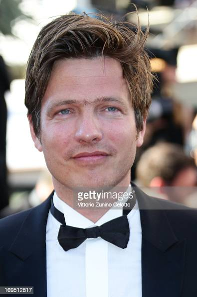 Thomas Vinterberg attends the 'Zulu' Premiere and Closing Ceremony during the 66th Annual Cannes Film Festival at the Palais des Festivals on May 26...