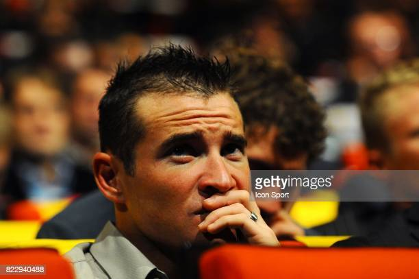 Thomas Voeckler Presentation du tour de france 2011 Palais des Congres Paris