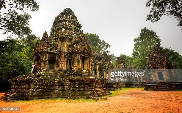 Thommanom, Siem Reap, Cambodia