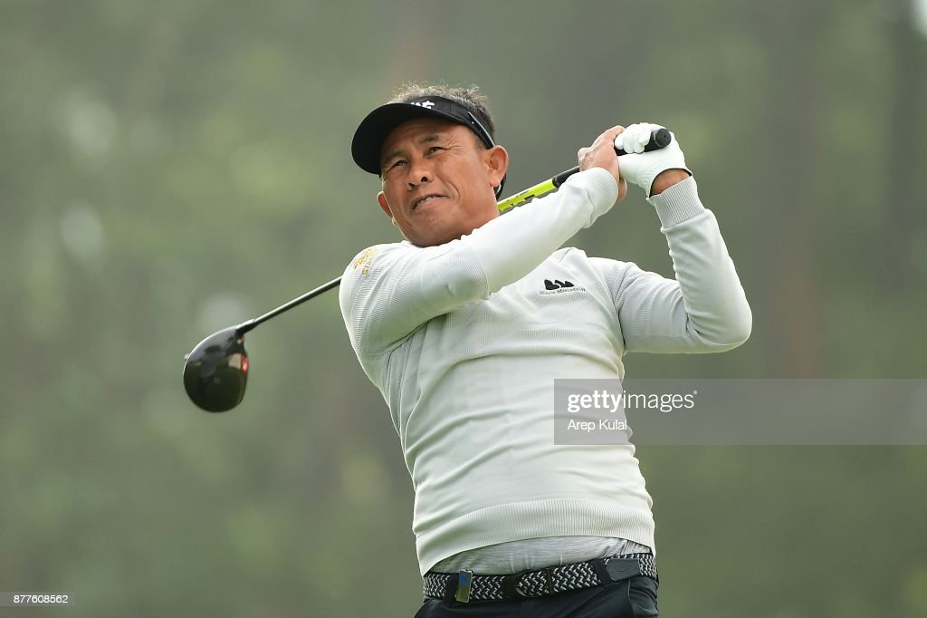 UBS Hong Kong Open - Day One