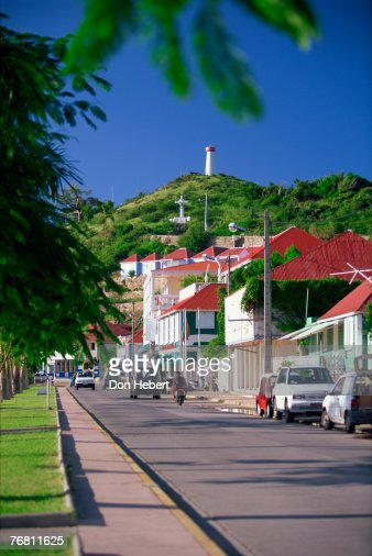 Thoroughfare, French West Indies
