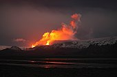 Thorsmrk, Fimmvrduhalsi Eruption, Iceland