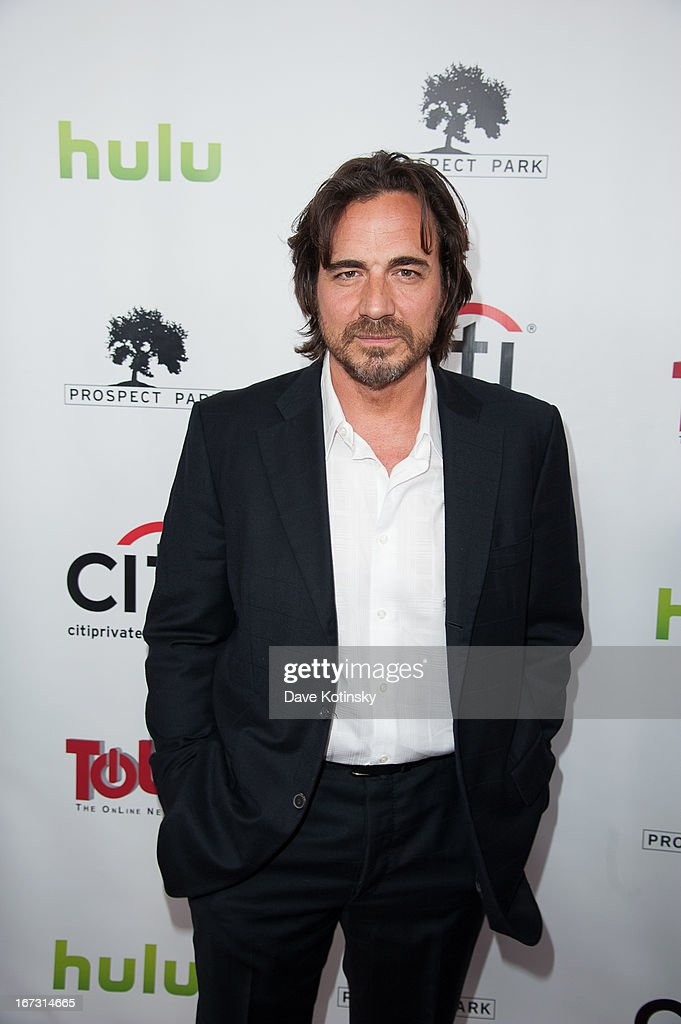 Thorsten Kaye attends the 'All My Children' & 'One Life To Live' premiere at Jack H. Skirball Center for the Performing Arts on April 23, 2013 in New York City.