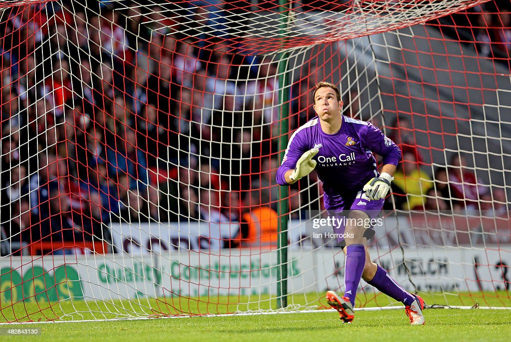 Doncaster United Kingdom  city pictures gallery : ... at the Keepmoat Stadium on July 29, 2015 in Doncaster, United Kingdom