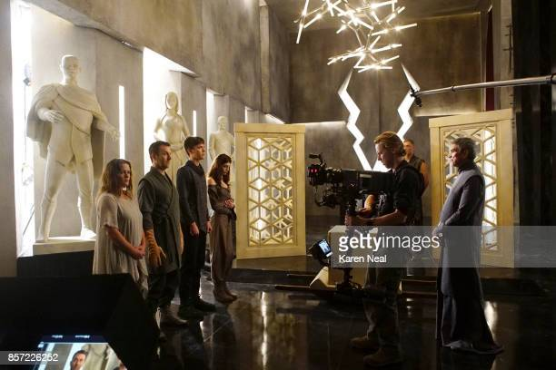 S INHUMANS 'Those Who Would Destroy Us' The highly anticipated new Marvel television series 'Marvel's Inhumans' makes its debut on the small screen...