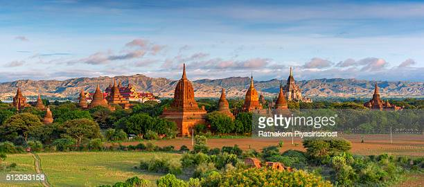 Thounsand Pagoda of Bagan