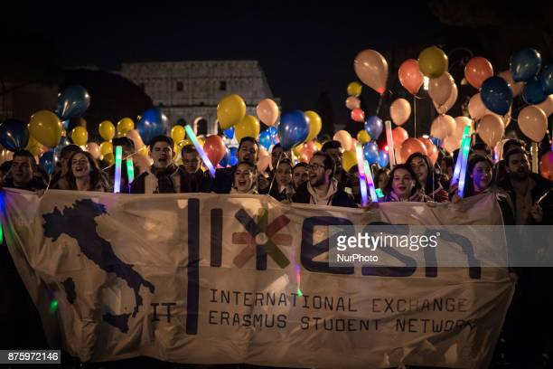 Thousands of international students who are living in Italy with their Erasmus experience will meet in Rome at the Erasmus 2017 Cultural Encounter...