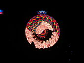 SAN FERNANDO PAMPANGA PHILIPPINES Thousands of people graced the opening of the annual Giant Lantern Festival in San Fernando Pampanga in which...