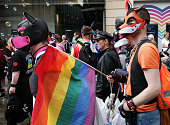 GBR: Newcastle Pride Takes To The Streets