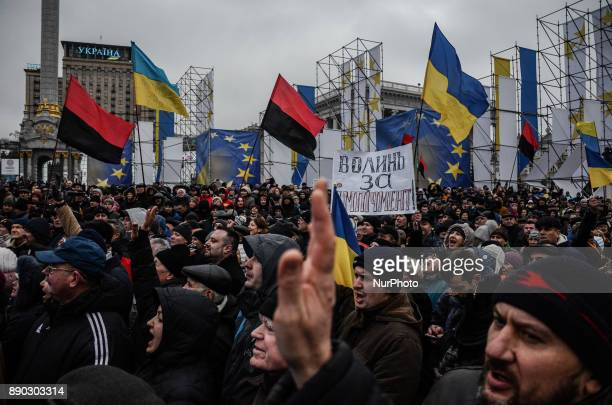 Thousands of supporters of the oppositional leader and former Georgian President Mikheil Saakashvili are gathering to corruption march through the...
