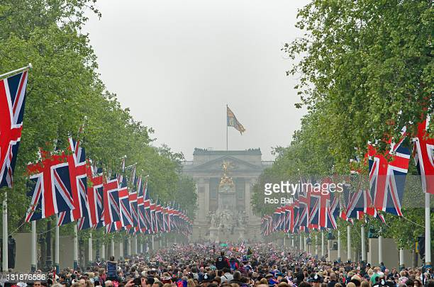 Thousands of wellwishers from around the world have flocked to London to witness the Wedding of Prince William and Princess Catherine on April 29...