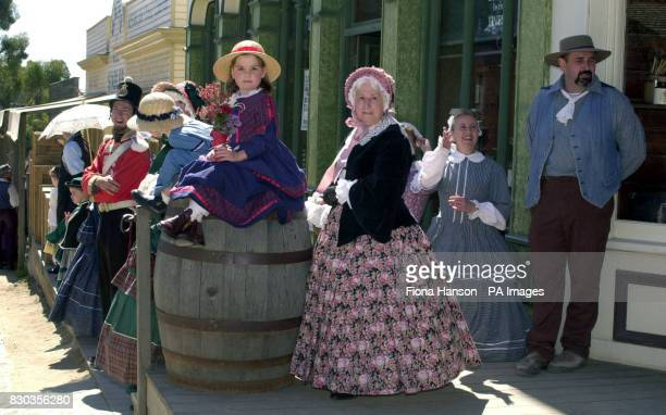 Thousands turn out to see Queen Elizabeth II and the Duke of Edinburgh visit Ballarat a boom town when gold was discovered in 1851 They visited...