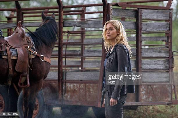 REVOLUTION 'Three Amigos' Episode 210 Pictured Elizabeth Mitchell as Rachel Matheson