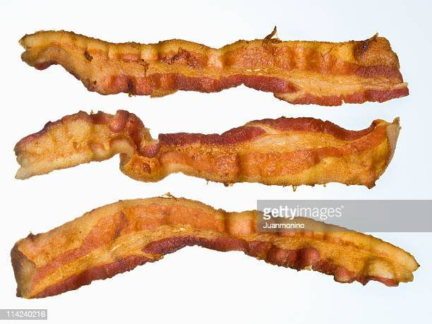 Three Bacon Strips