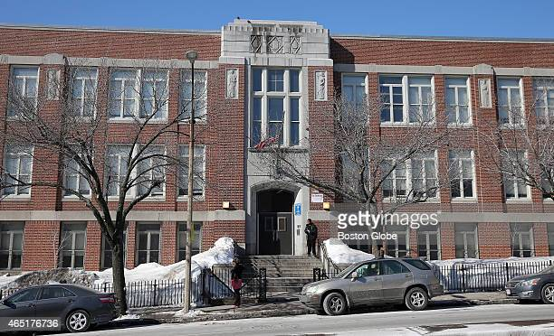 Three Boston Public Schools which may be targeted for closure such as Middle School Academy 215 Dorchester St in South Boston