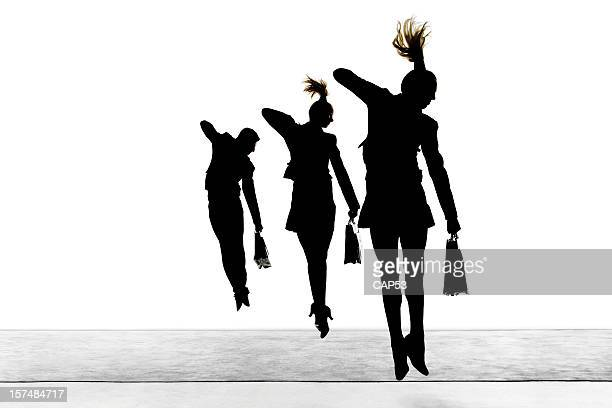 Three Dancers For Business