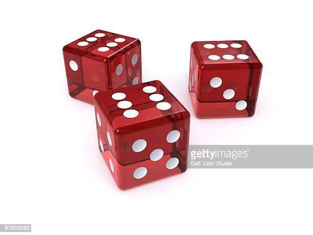 Drei dices