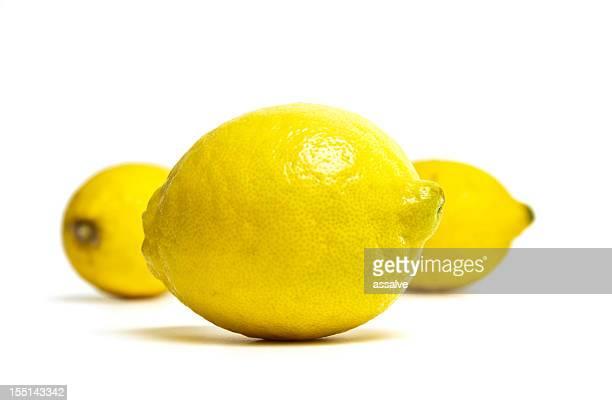 Tre Limoni freschi